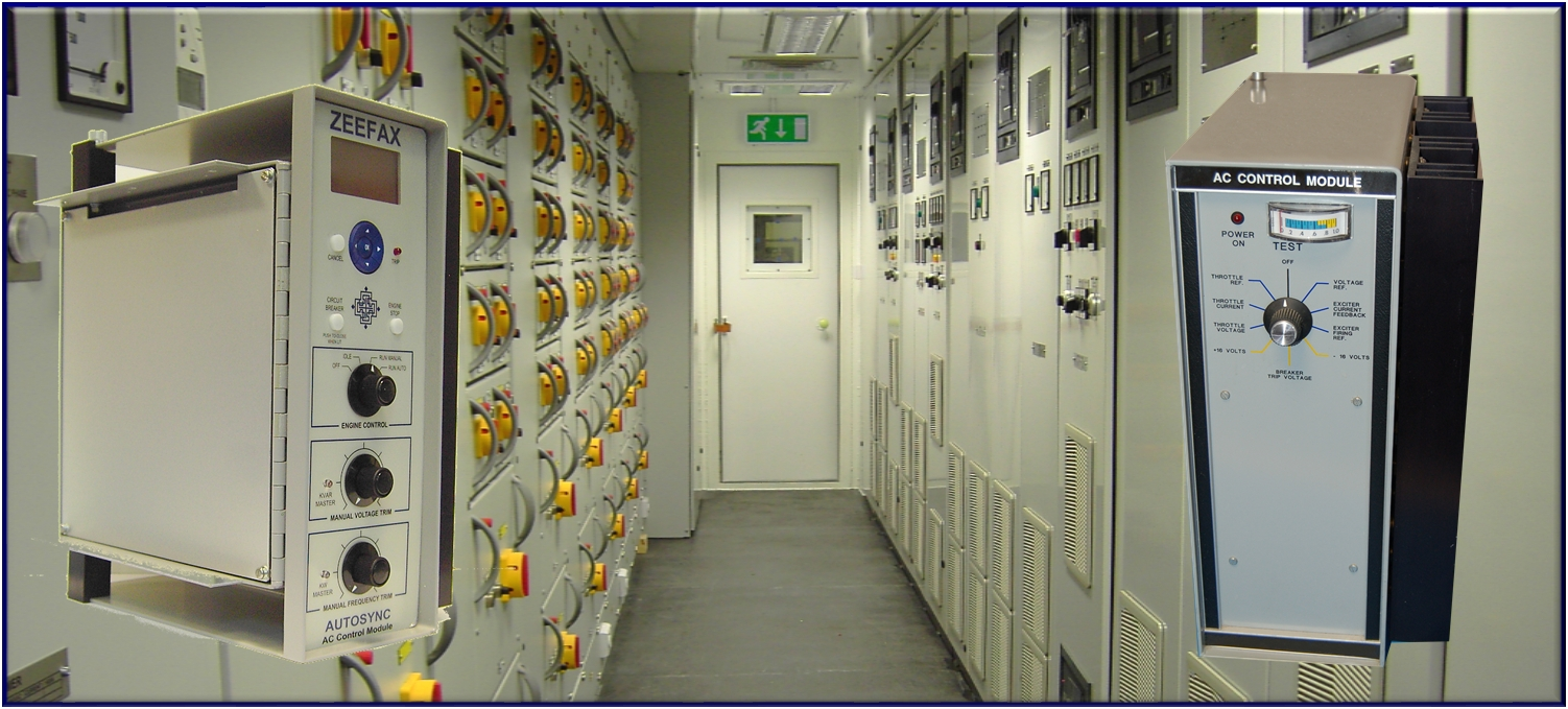 SCR Power Control Systems
